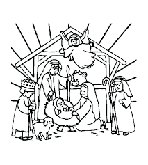 Christian Coloring Pages Printable Free Merry Sheets For Kids Merry Coloring Pages Printable