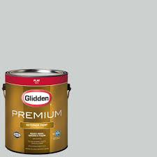 glidden premium 1 gal hdgcn36 silvery moonlight flat latex