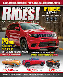 rides magazine august 24 2017 by stott media issuu