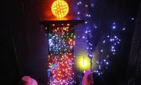 led halloween lights frightfully fun crafts holiday led