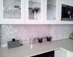 kitchen backsplash unusual wall splash tiles gray countertops
