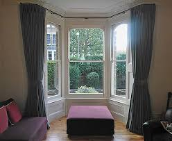 Measuring Bay Windows For Curtains Bay Window Curtains Bay Window Curtains And Blinds Bay Window