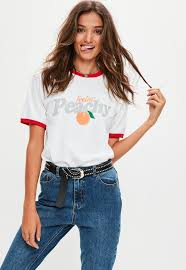women u0027s t shirts graphic u0026 rock tees online missguided