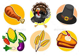 thanksgiving clipart symbol pencil and in color thanksgiving