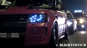 pink range rover gold bentley decorated sls u0026 matte pink range rover youtube