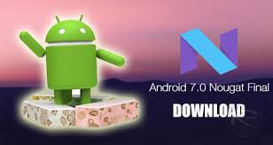 version of for android android 7 0 nougat version released redmond pie