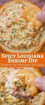 we loved this spicy louisiana shrimp dip so much we made it