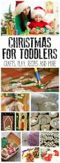 christmas crafts and activities for toddlers sensory play