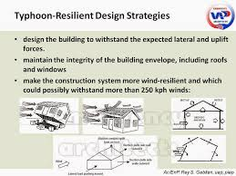 design guidelines the gables guidelines for disaster resilient buildings structures uap