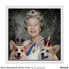 queens corgis