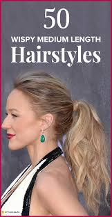 Wispy Medium Hairstyles by Collections Of Wispy Hairstyles For Medium Length Hair Curly