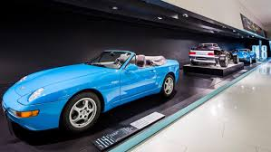 porsche museum museum pays tribute to