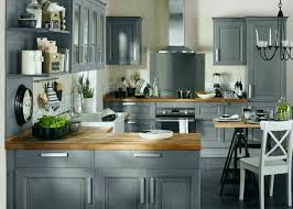 credence cuisine bois fresh cuisine grise et bois c3 89tourdissant