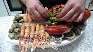 montage rapide d un plateau de fruits de mer
