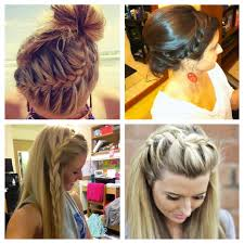 the 12 days of summer 5 five hairstyles for class a u0027s