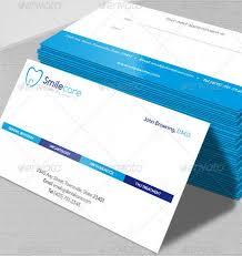 Dental Business Card Designs Dentist U0026 Dental Clinic Business Card Template Download Free