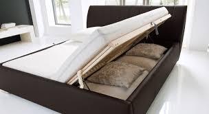 180x200 bett kunstlederbett mit bettkasten und lattenrost lewdown