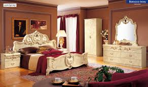 barocco bedroom set barocco bedroom set in ivory lacquer free shipping get furniture