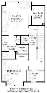 100 master up floor plans mcgraw square at queen anne the