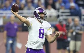 thanksgiving football lions watch sam bradford interception costs vikings the game helps the