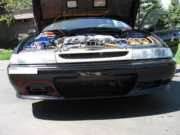For Sale Local Pickup Only Custom Front Bumper The Subaru Svx