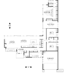 l shaped floor plans palermo 8234 3 bedrooms and 2 baths the house designers