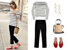 nautical attire style rewind pincher fashion