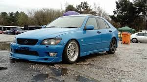 lexus altezza is200 supercharged lexus is200 drift track car not is 200 300 altezza
