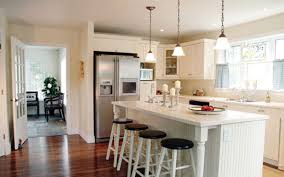 one wall kitchen with island one wall kitchen layout with island kitchen layout and decor