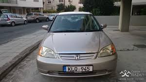 honda cars 2000 honda civic 2000 sedan 1 4l petrol manual for sale nicosia