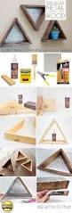Wood Shelf Making by Best 25 Triangle Shelf Ideas On Pinterest Large Crystals Buy