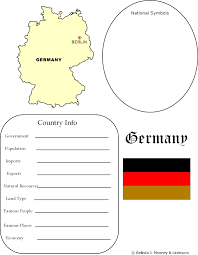 Uae Blank Map by Germany Map U0026 Worksheet Geography Germany For Kids Pinterest