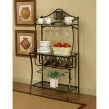 Bakers Rack With Wine Glass Holder Cramco Ivy Hill Engraved Bakers Rack By Cramco 479 46 Wine