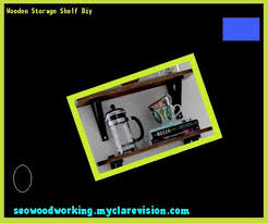 Storage Shelf Woodworking Plans by Wooden Storage Shelf Diy 132956 Woodworking Plans And Projects