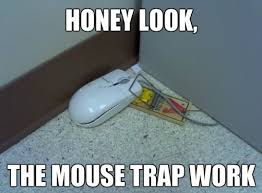 Meme Time - 25 most funniest mouse meme pictures and images of all the time