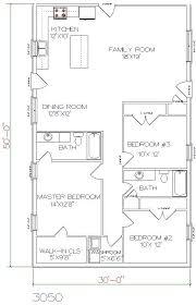 3 Bedroom Garage Apartment Floor Plans 96 Best Barndominium Floor Plans Images On Pinterest