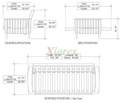 Sofa Sizes Futon Dimensions Full Size Roselawnlutheran