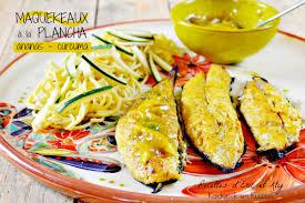 cuisiner le maquereau frais maquereaux plancha eno sauce ananas et curcuma kaderick