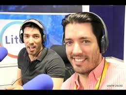 Drew And Jonathan The Property Brothers Drew And Jonathan Scott Youtube