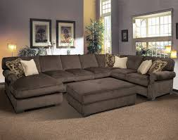 furniture overstuffed couch and reclining sofa microfiber