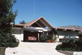 never before seen images of iconic midcentury modern eichler homes