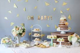 what is baby shower home design
