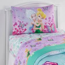 disney tinker bell fairies sheet set