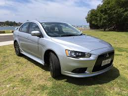 mitsubishi lancer es sport review