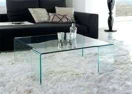 Glass Sofa Table Modern Glass Square Coffee Table Plain Glass Coffee Table Modern Glass