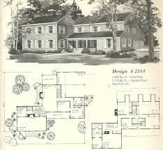 vintage style house plans