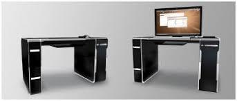 mini bureau ordinateur gain d espace et de fonctionnalités le bureau ordinateur