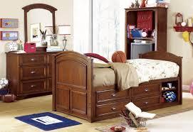 chapman cherry full size captain u0027s bed
