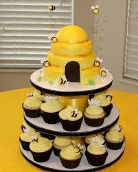 Cake Pop Decorations For Baby Shower Best 25 Bee Cakes Ideas On Pinterest Bumble Bee Cake Animated