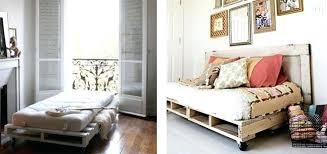 canapé lit palette canape lit palette pour la racalisation dun sommier il suffit de